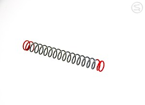 Canik / Walther Standard Power Recoil Spring (Color Coded RED) For use with Sprinco Recoil Systems shooting 140 or higher Power Factor loads.)